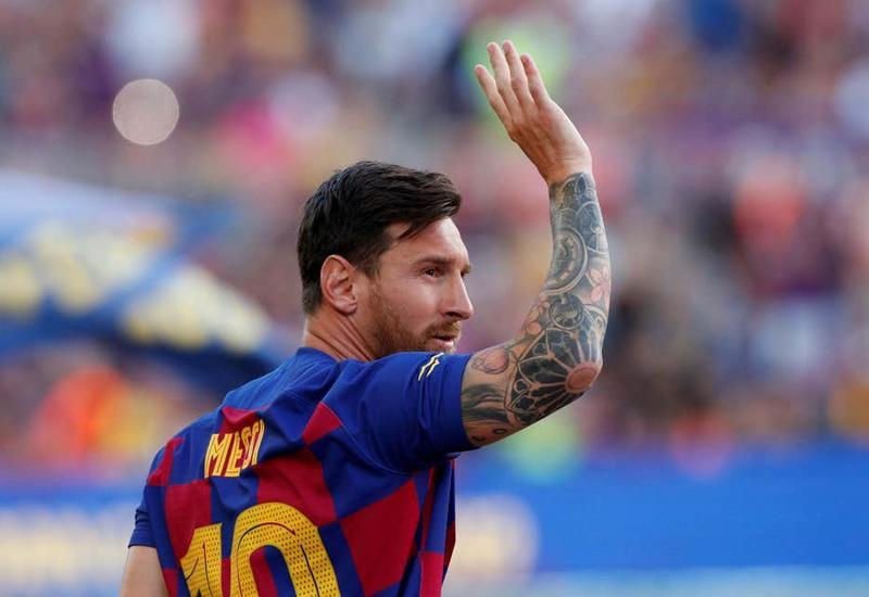 Месси передумал уходить из «Барселоны»