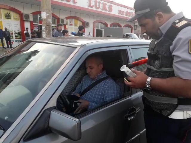 Рейды дорожной полиции: задержаны десятки водителей