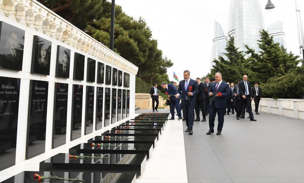 В Баку прошло XXII заседание Конференции органов спецслужб тюркоязычных государств