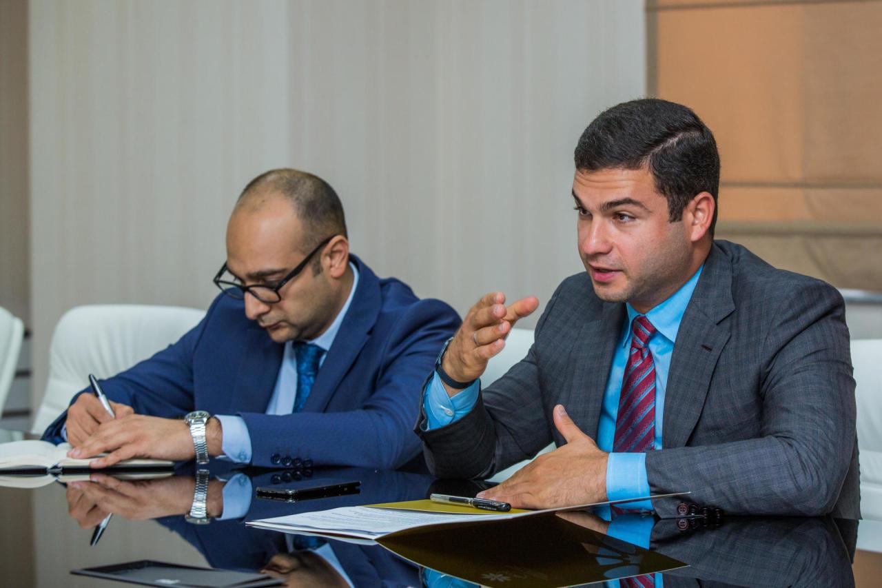 Молодежный форум ОИС и Агентство по развитию МСБ обсудили потенциальные проекты