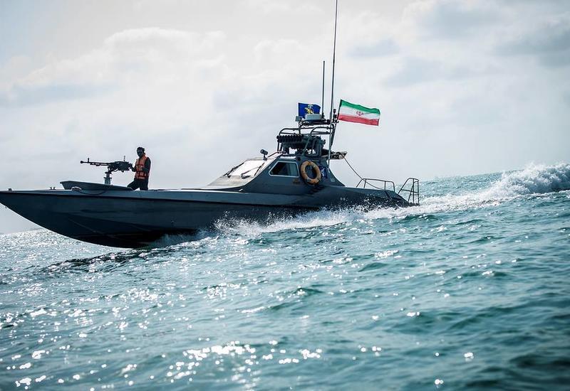 Иран задержал судно в Персидском заливе по подозрению в контрабанде топлива