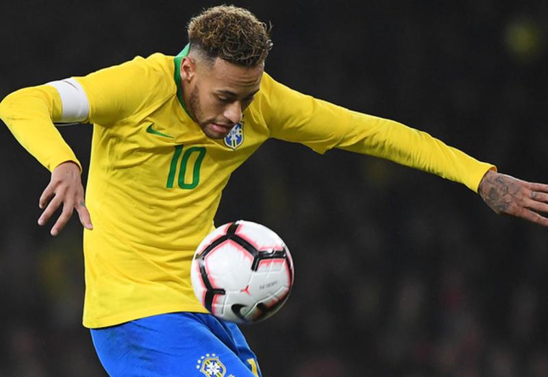 Гол Неймара спас бразильцев от проигрыша сборной Колумбии