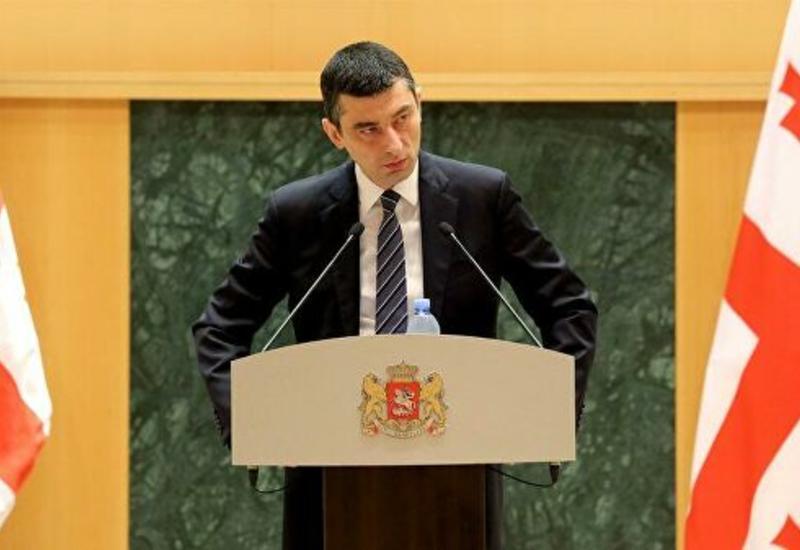 В Грузии приступило к работе новое правительство