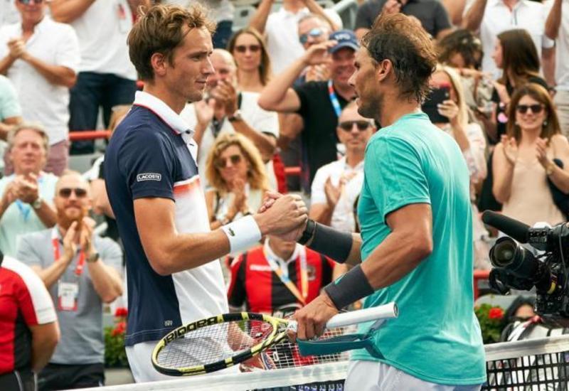 Рафаэль Надаль победил в финале турнира US Open