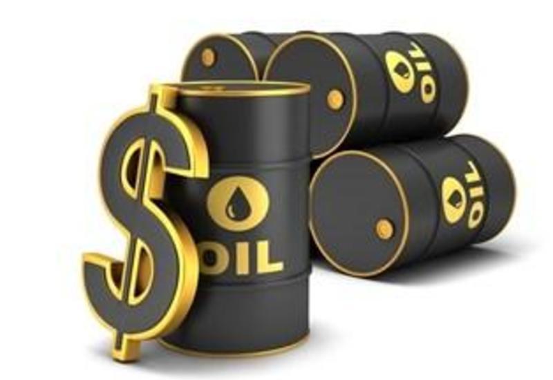 Цена нефти Brent опустилась ниже $59 за баррель