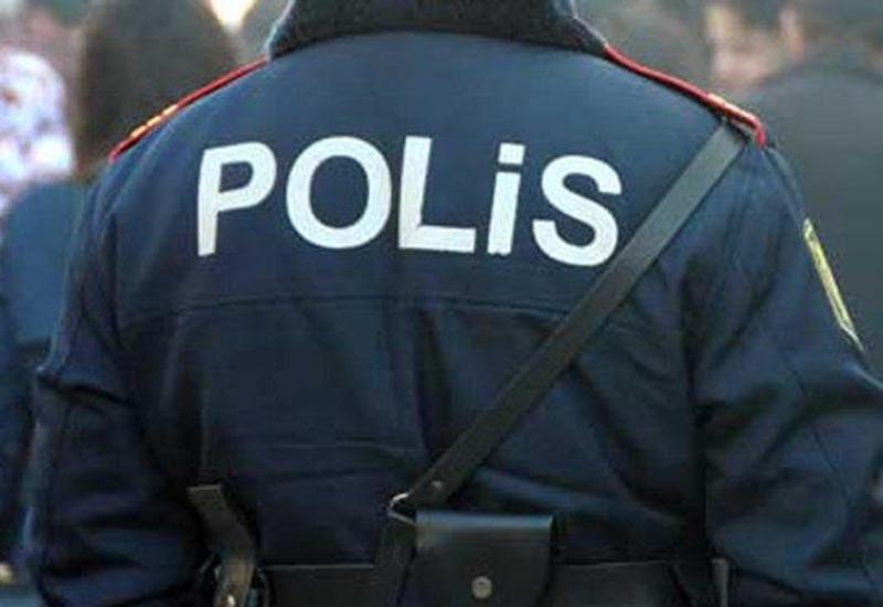 Полиция Баку переходит на усиленный режим работы