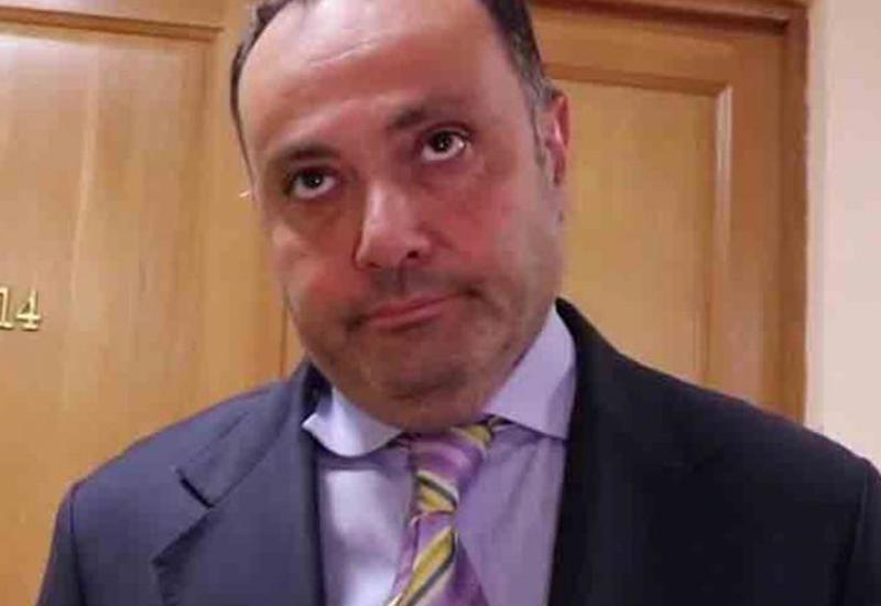 Маразм от армянского чушки в роли посла в России