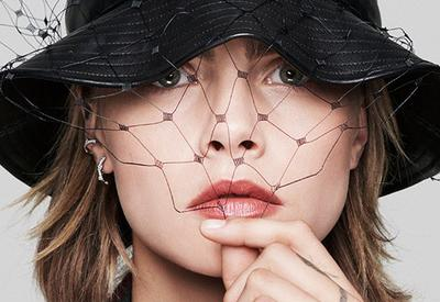 "Кара Делевинь стала лицом помады Dior <span class=""color_red"">- ФОТО</span>"
