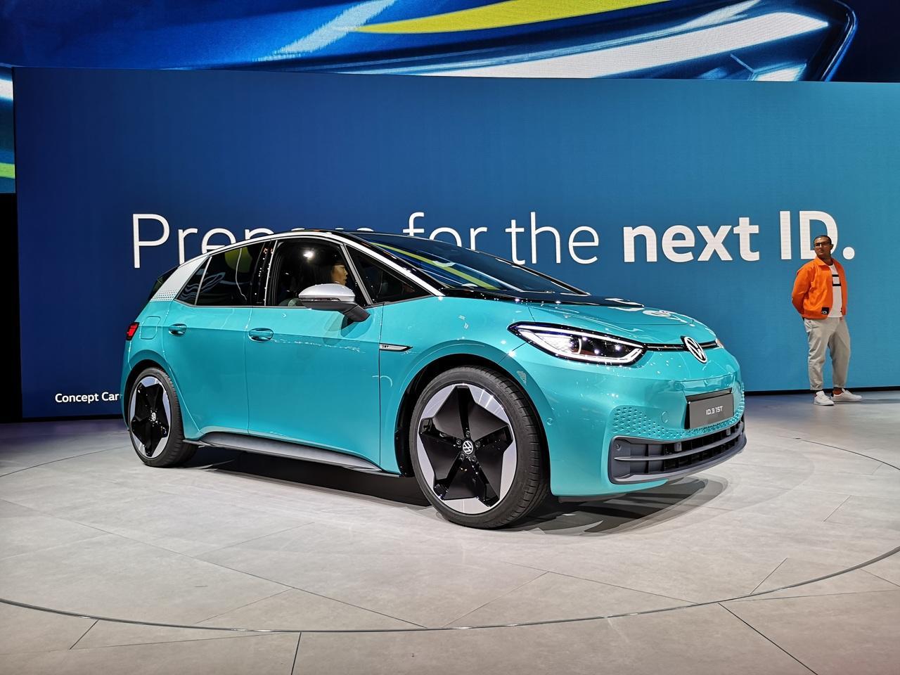 Автосалон во франкфурте-2019: лента премьер