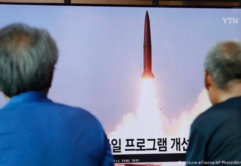 Германия осудила ракетные испытания КНДР