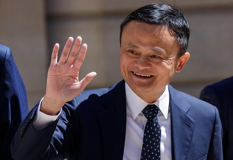 Джек Ма покинул пост главы Alibaba