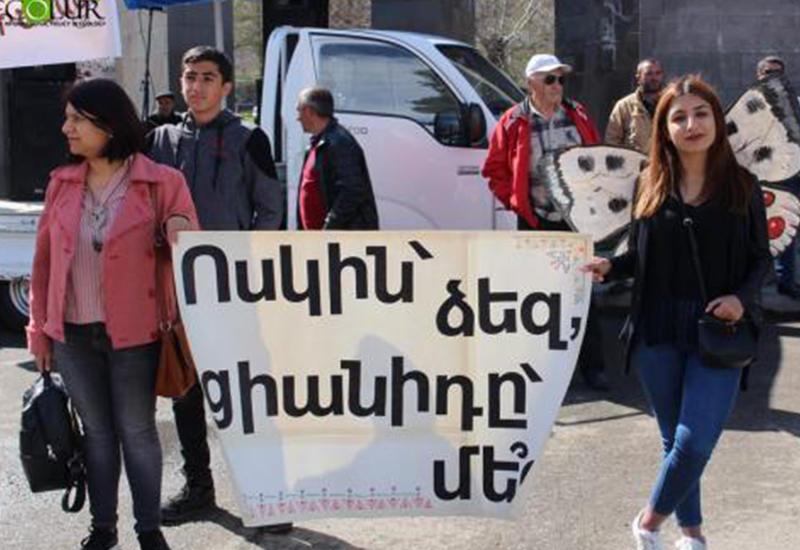 Пашиняну дали 10 дней на размышление и грозят беспорядками