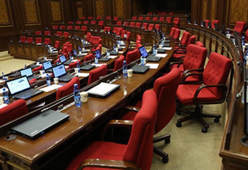 Как Азербайджан напугал парламент Армении
