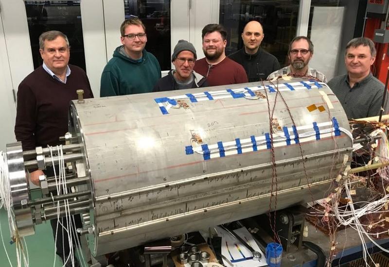 Создано рекордное магнитное поле для ускорителей будущего