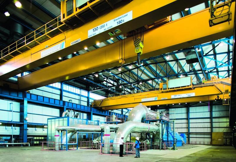Азербайджан может начать производство подъемных кранов