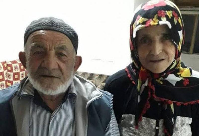 65 il evli olan Ahmet və Həbibə eyni gündə vəfat ediblər