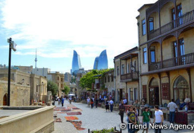 Стало известно, из каких стран чаще всего приезжают туристы в Азербайджан