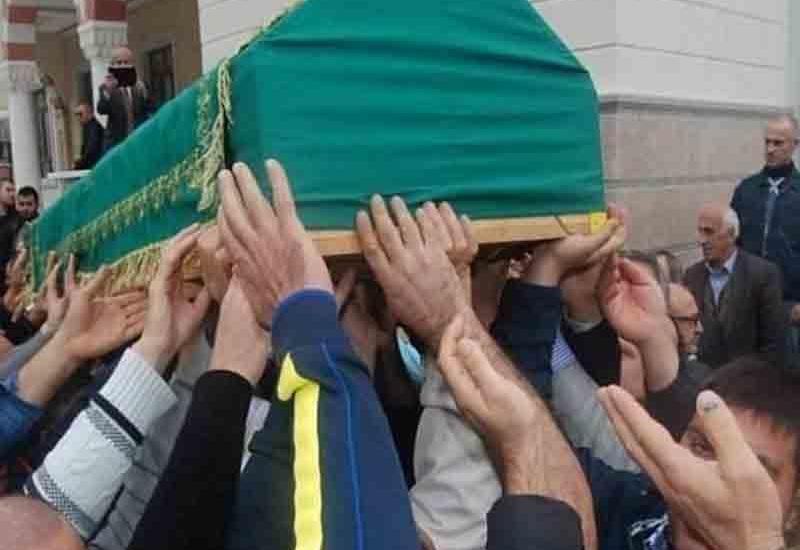 Обнародованы правила участия в похоронах в период военного положения