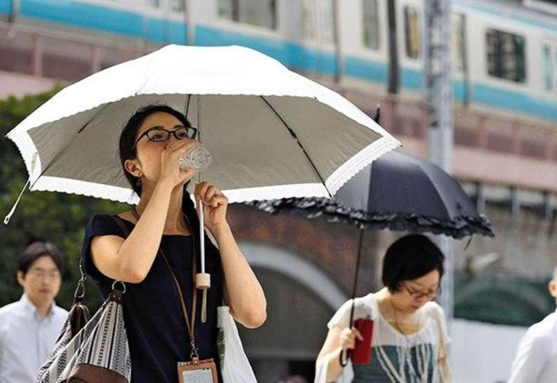 Жара в Японии: госпитализированы ученики начальной школы