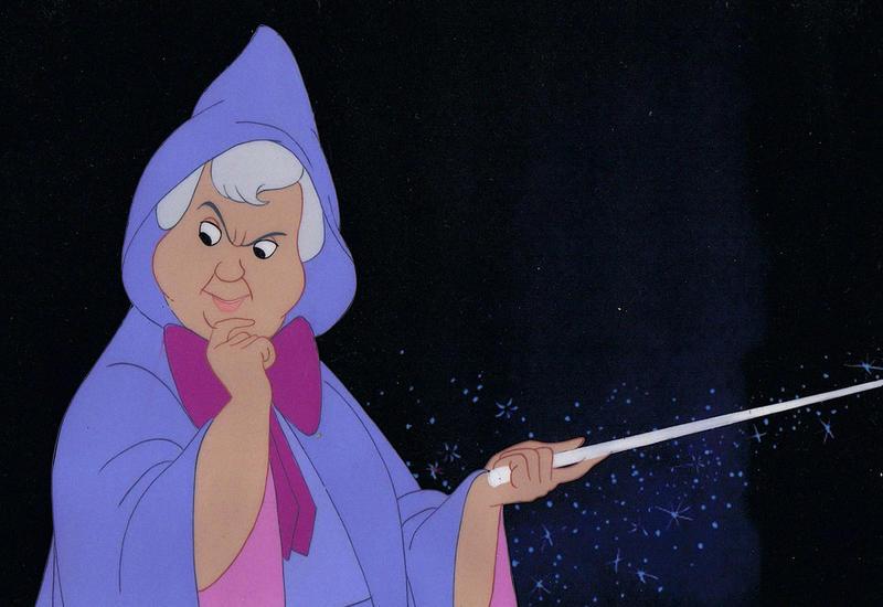 Disney снимет фильм о Фее-крестной из Золушки
