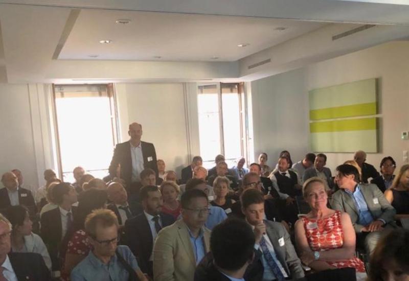 Швейцарские бизнесмены приедут в Азербайджан