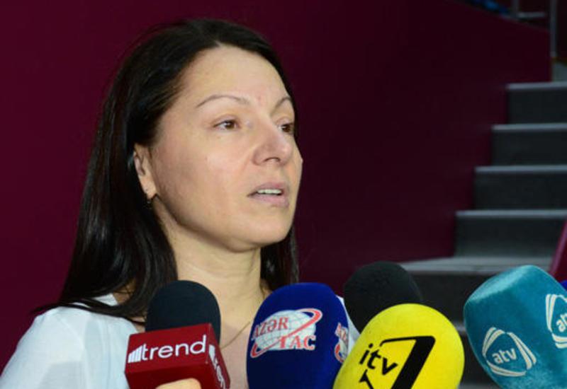 Главный тренер сборной Мариана Василева: Азербайджанские гимнастки осознают свою ответственность на Чемпионате мира