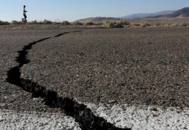 Пашинян испугался землетрясения