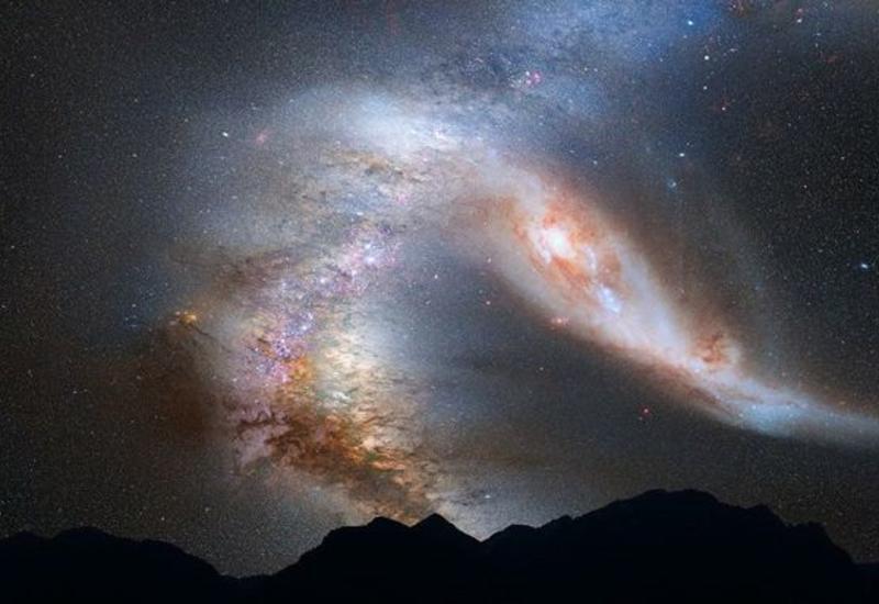 Alimlər ekzoplanetin atmosferində su buxarı kəşf etdilər