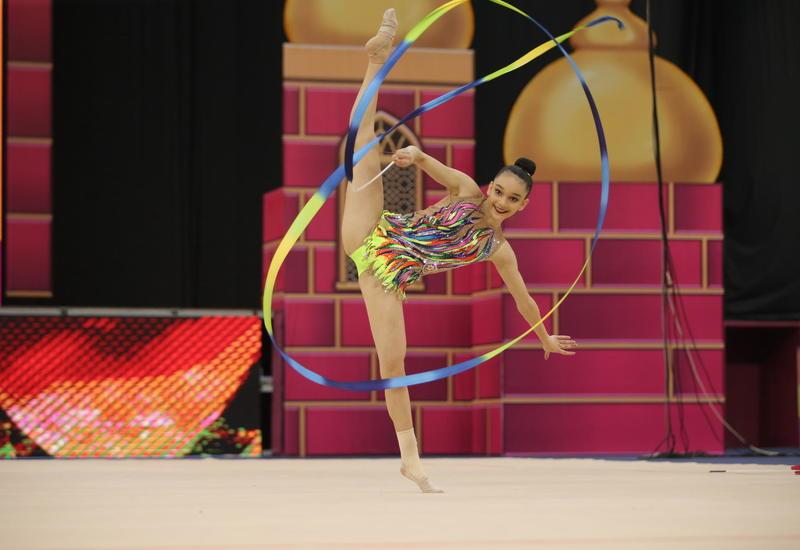 Перед соревнованием ежедневно много тренируюсь - Марьям Сафарова о подготовке к Чемпионату мира по художественной гимнастике