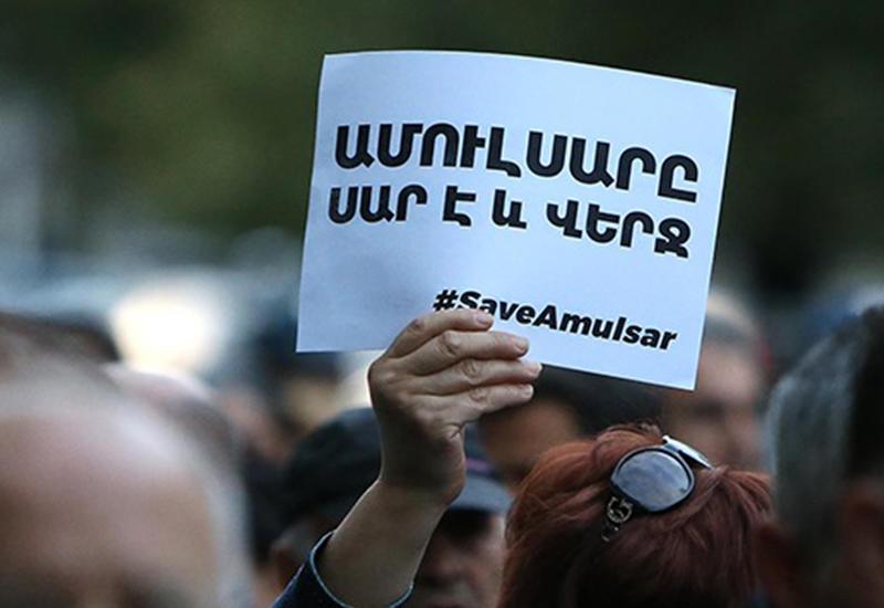 """Пашинян забирает у толпы право голоса - конец """"революции"""""""