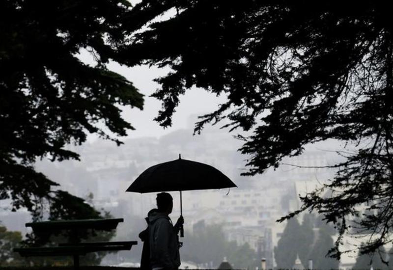 Sabahın havası: duman, şimşək, yağış