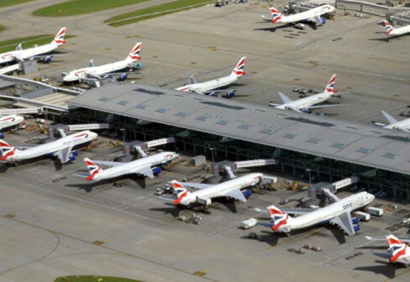 В Лондоне активисты пытались нарушить работу аэропорта Хитроу