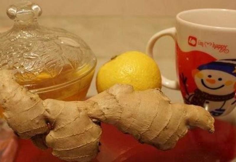Вот что будет с вашим телом, если вы начнете регулярно пить имбирный чай