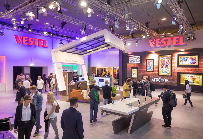 Vestel со своими новинками произвели фурор в Европе!