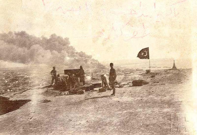 Сентябрь 1918 г.: как Баку спасли от большевиков  и дашнаков