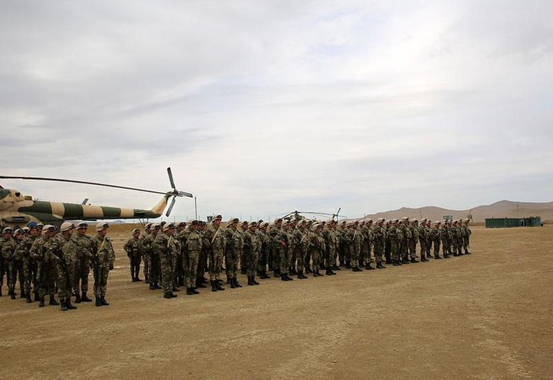В Баку прошли оценочные учения НАТО