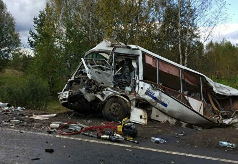 Число пострадавших в ДТП с автобусом в России увеличилось до 29