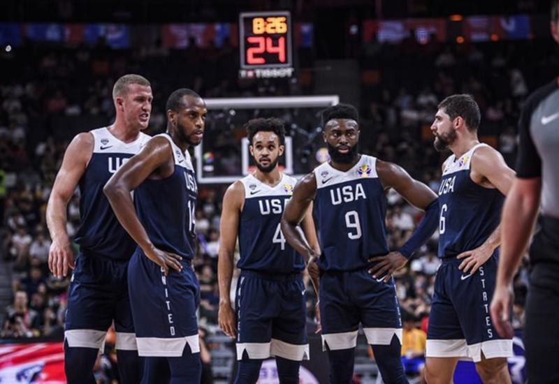 Американцы установили антирекорд на Кубке мира по баскетболу