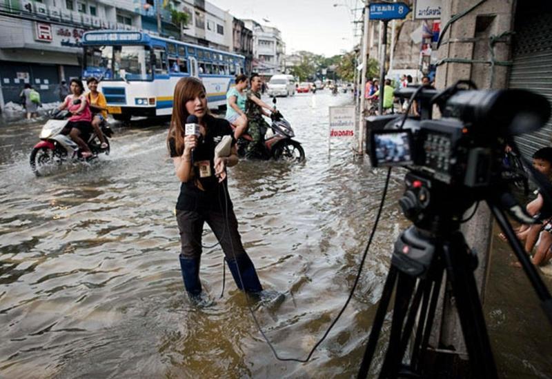 Сильные наводнения в Таиланде унесли жизни десятков человек