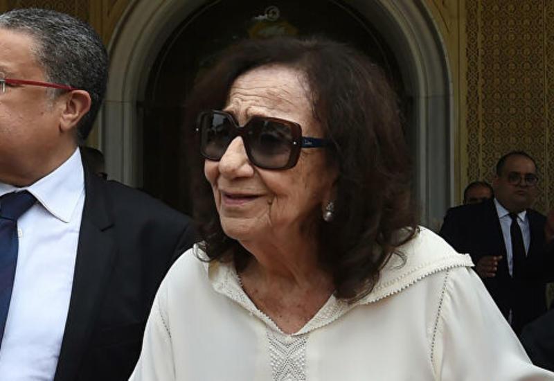 Умерла вдова экс-президента Туниса