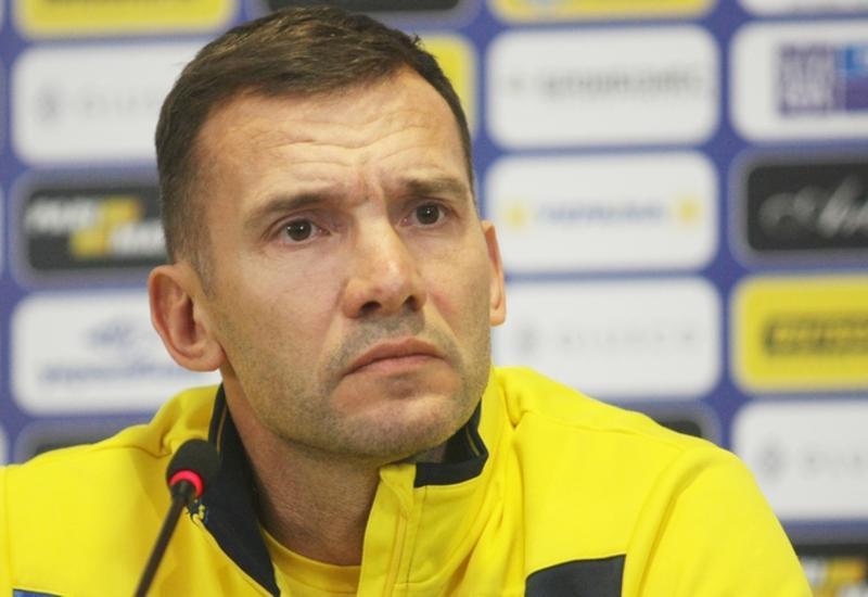 Шевченко рассказал о переходе в «Челси»