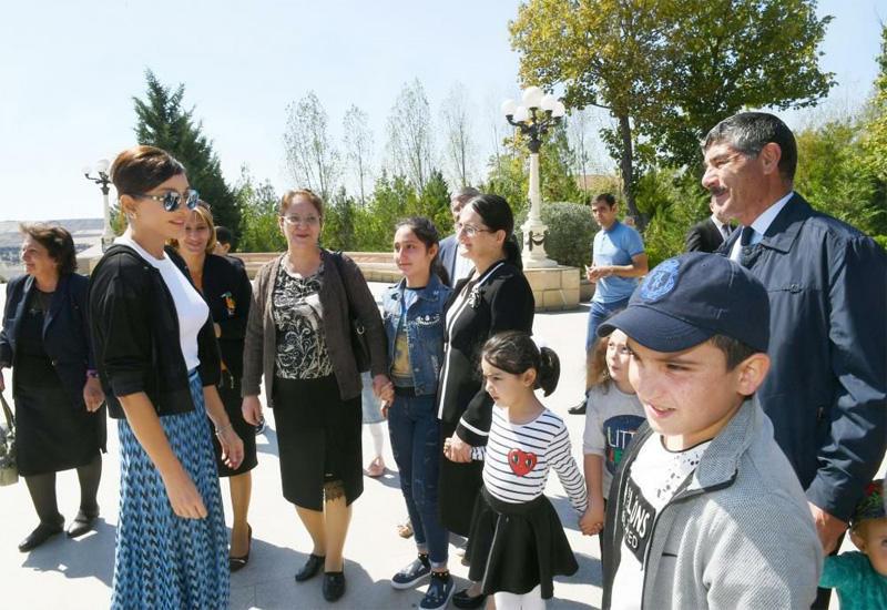 Социальная революция, которую проводит Азербайджанское государство, сделает нашу страну ещё сильнее