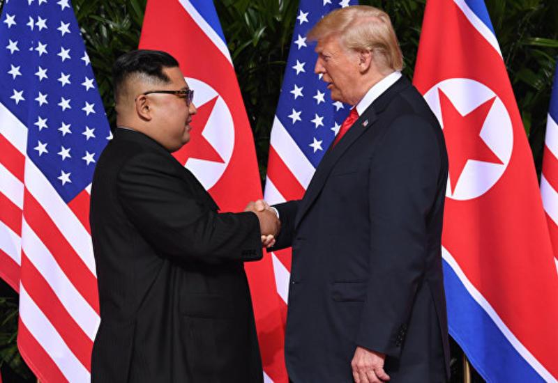 Ким Чен Ын предложил Дональду Трампу встретиться в Пхеньяне