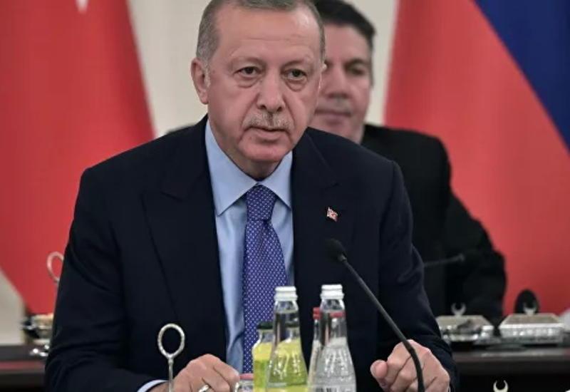 """Эрдоган предложил создать """"города для беженцев"""" на границе Сирии с Турцией"""
