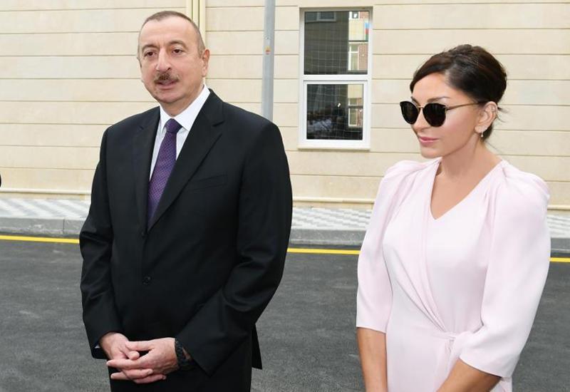 Президент Ильхам Алиев: Повышение уровня образования сегодня является одним из важных вопросов, стоящих на повестке дня, и результаты в этом направлении есть