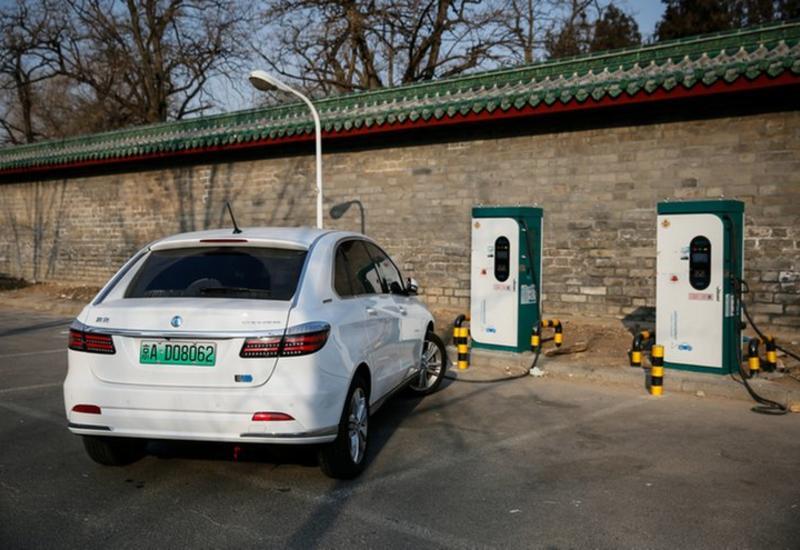 Крупные инвесторы избегают китайского сектора автомобилей на новой энергии