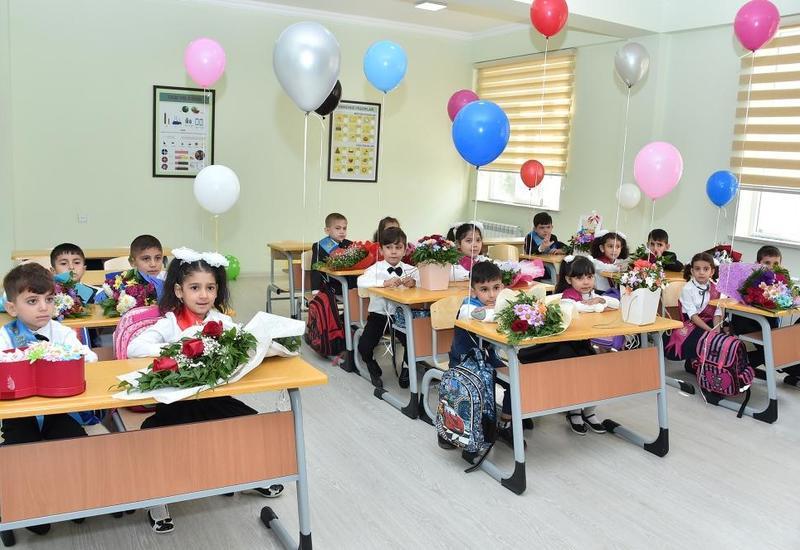 В Гяндже введены в эксплуатацию школы и детские сады, построенные и отремонтированные Фондом Гейдара Алиева