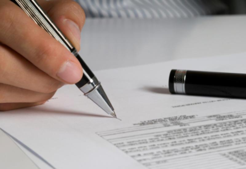 В Баку подписан протокол заседания межправкомиссии по экономсотрудничеству между Азербайджаном и Турцией
