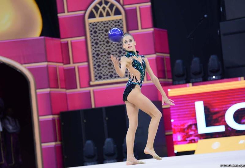 В Баку стартовал 37-й Чемпионат мира по художественной гимнастике