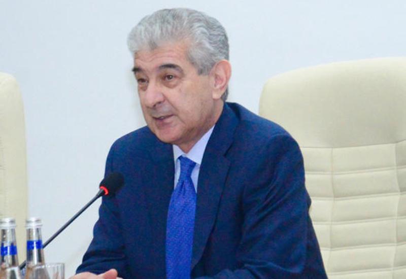Али Ахмедов: Азербайджанское государство создало широкие возможности для получения молодым поколением достойного образования